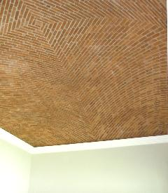Cupula on Living Room  -  La Floresta, Ajijic, Mexico